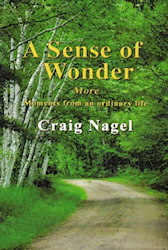 A Sense Of Wonder Book Cover 250