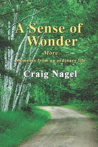 A Sense of Wonder Book Cover