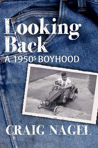 Looking Back - A 1950's Boyhood Cover